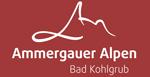 Bad Kohlgrub in den Ammergauer Alpen